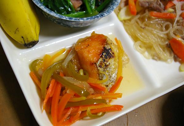 鮭の南蛮漬けレシピ